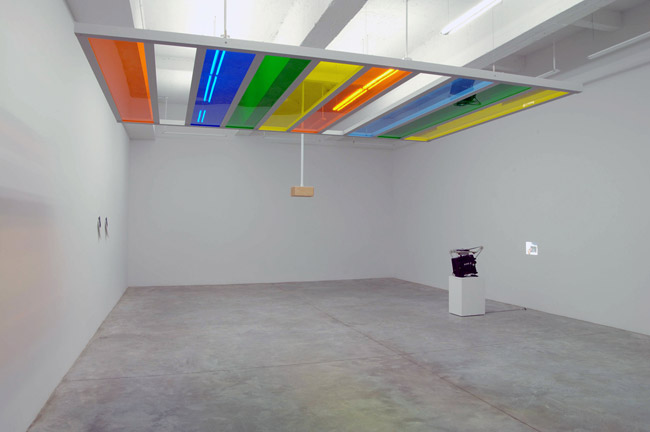 Liam Gillick and Jonathan Monk